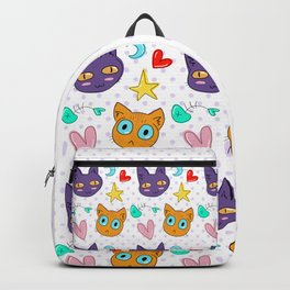 Cosmic Kitties Backpack