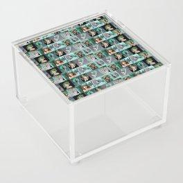 Greens Acrylic Box
