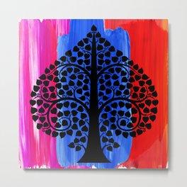 Bodhi Tree0207 Metal Print