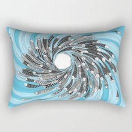 Bait the Hook Rectangular Pillow