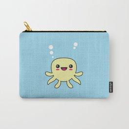 Kawaii Octopus Carry-All Pouch