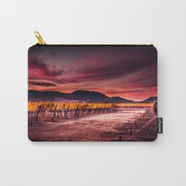 Ripe and Full (Napa Valley; California) Carry-All Pouch