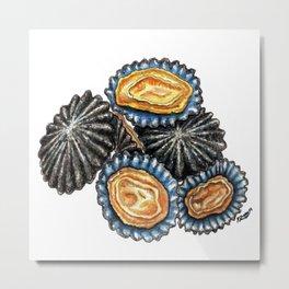 Patella Metal Print