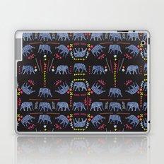 Patterned elephants  Laptop & iPad Skin