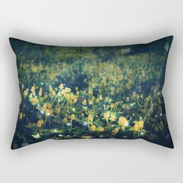 The Magic and the Moonlight Rectangular Pillow