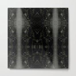 Strisce Metal Print