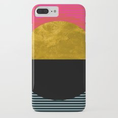 Abstract Sunset Slim Case iPhone 7 Plus