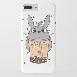 To-taro Bubble Tea iPhone Case