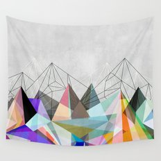 Colorflash 3 Wall Tapestry