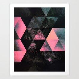 tyttyrs Art Print