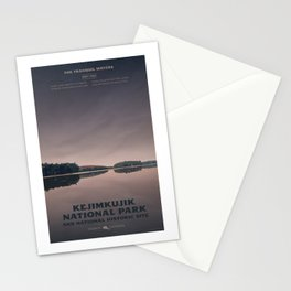 Kejimkujik National Park Stationery Cards