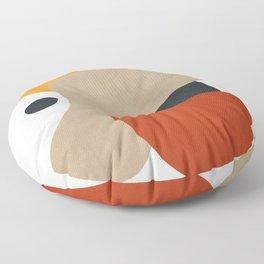 Abstract Art 11 Floor Pillow