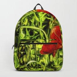 Poppys Van Goth Backpack