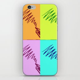 Color Any One... iPhone Skin