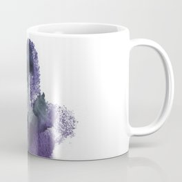 Allie's Vulva Print No.3 Coffee Mug