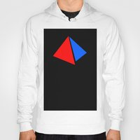 pyramid Hoodies featuring PYRAMID by anko