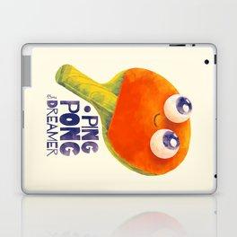 Ping-pong dreamer Laptop & iPad Skin