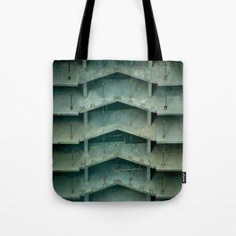 Building on construction Tote Bag