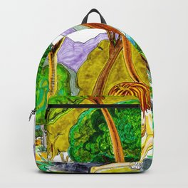 Palm Rock Backpack