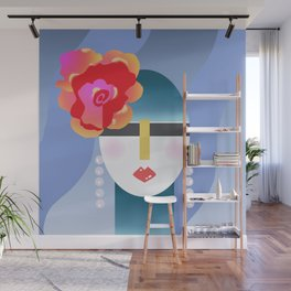 Big Blossom Wall Mural