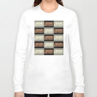 happy birthday Long Sleeve T-shirts featuring Happy Birthday by Phil Perkins