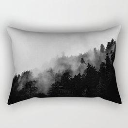 Eagle Creek Fog Rectangular Pillow