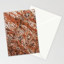 Action Painting 03 Stationery Cards