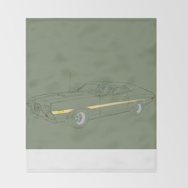 Gran Torino Throw Blanket