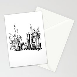 """""""The BK Way""""  Stationery Cards"""