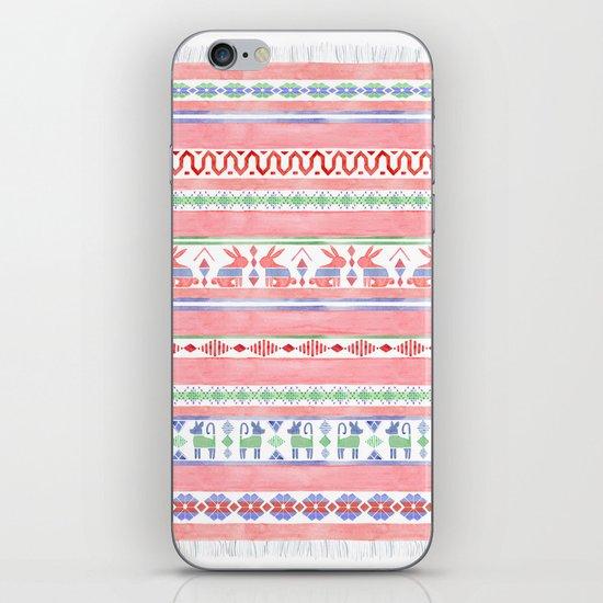 Mexican Blanket iPhone & iPod Skin