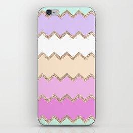 AVALON PINK iPhone Skin