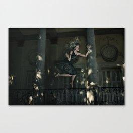 Salto Canvas Print