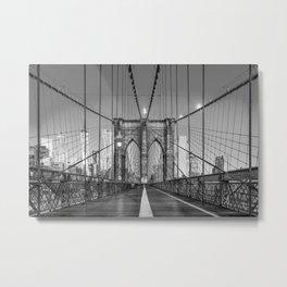 Brooklyn Metal Print