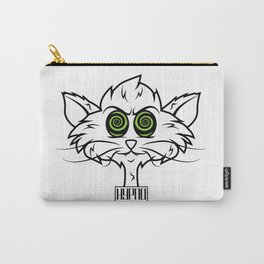 HYPNO KITTY Carry-All Pouch