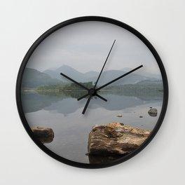Derwentwater, Lake District Wall Clock