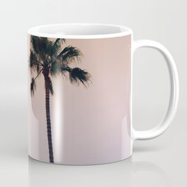 One Night One Palm Tree Coffee Mug