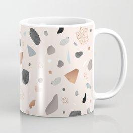 Terrazzo Stone Confetti blush Coffee Mug