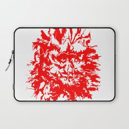 face11 red Laptop Sleeve
