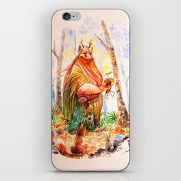 Forest Guardian iPhone Skin