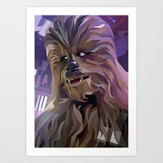 SW#01 Art Print