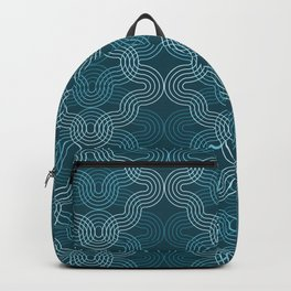 Op Art 57 Backpack