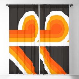 Flame Looper Blackout Curtain