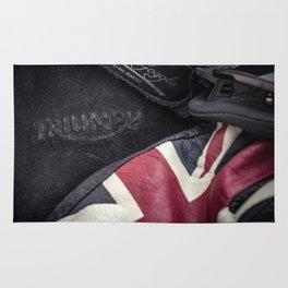 Triumph Motorcycles Rug