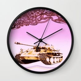 """""""The End"""" Wall Clock"""
