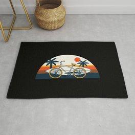 Surf Bike Rug