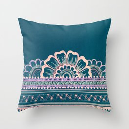 Noor (Light) #2 Throw Pillow
