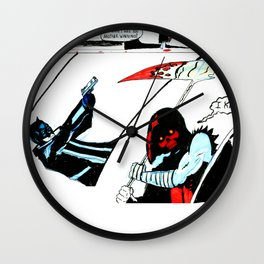 ISO-CITY CASE FILE The Ferryman Wall Clock