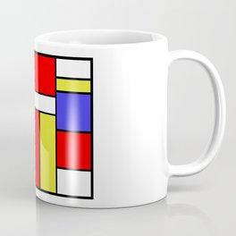 Mondrian #57 Coffee Mug