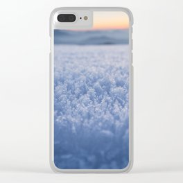 Change Perspective - Landscape Photography Clear iPhone Case