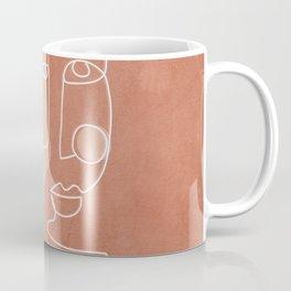 Faces 01 Coffee Mug